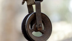 Water-Pulley