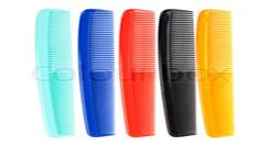 plastic-comb