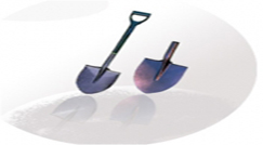 shovel-with-handle